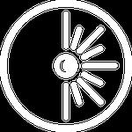 White Sun Logo