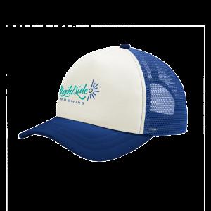 Rightside hat